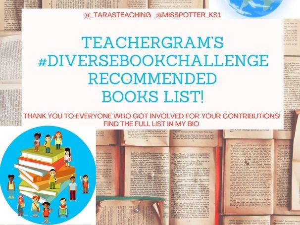 Diverse Books List