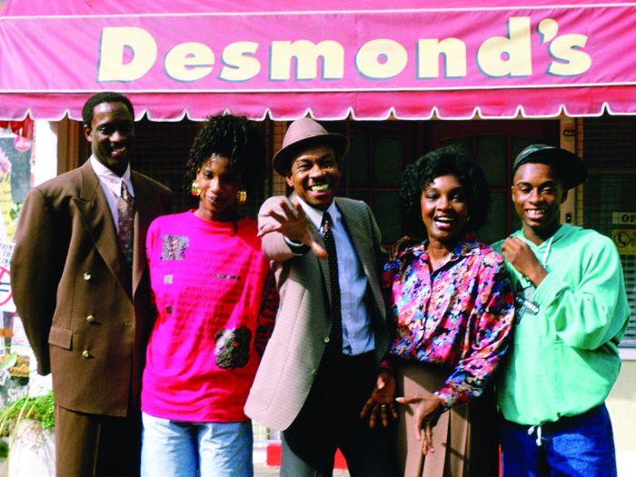 Black Britain on TV - Media Studies KS5
