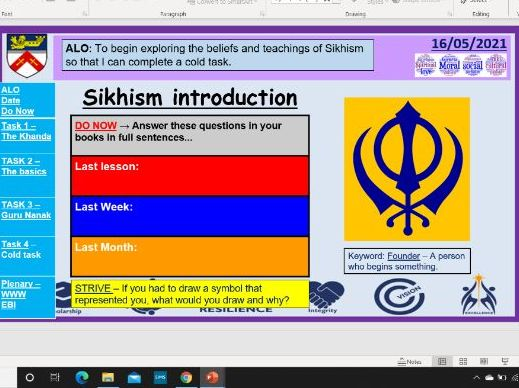 Sikhism introduction.