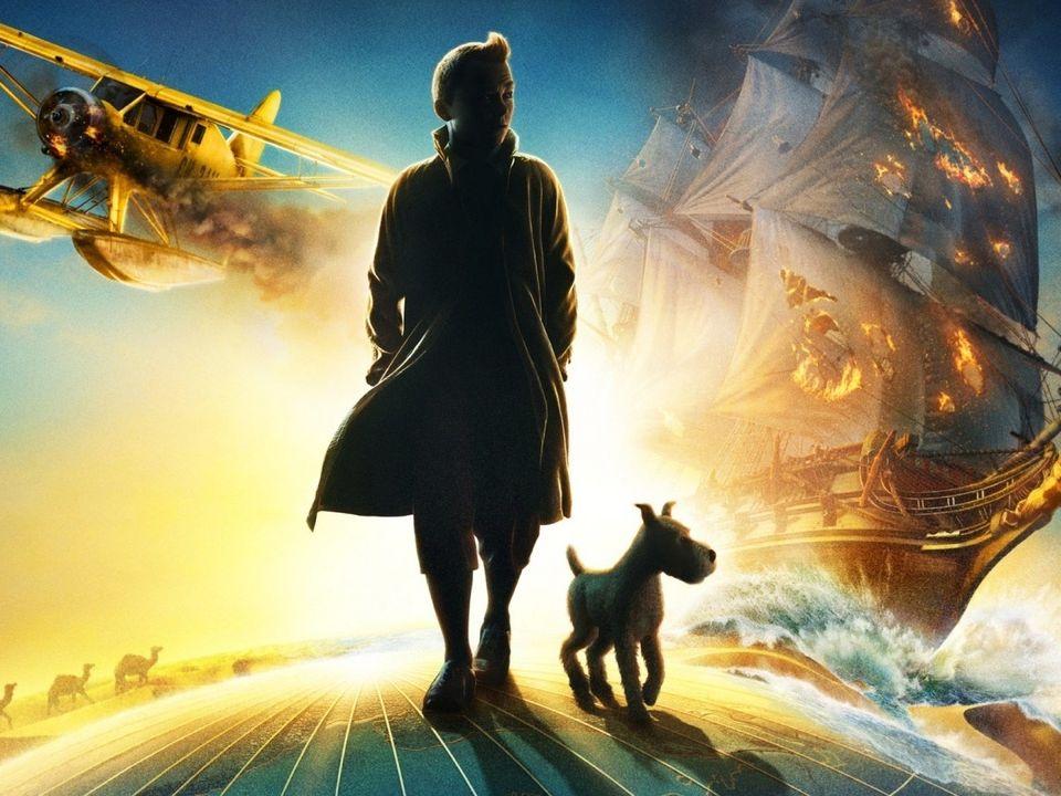 Unit of work around 'Les Aventures de Tintin'
