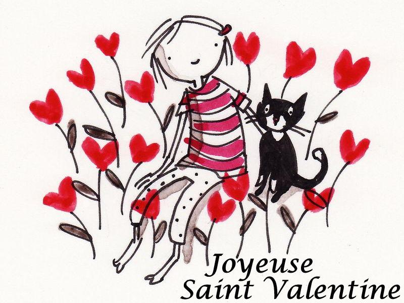 FRENCH ~ LA SAINT VALENTINE ~ BUNDLE