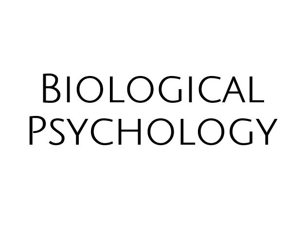 WJEC A LEVEL PSYCHOLOGY Biological Approach