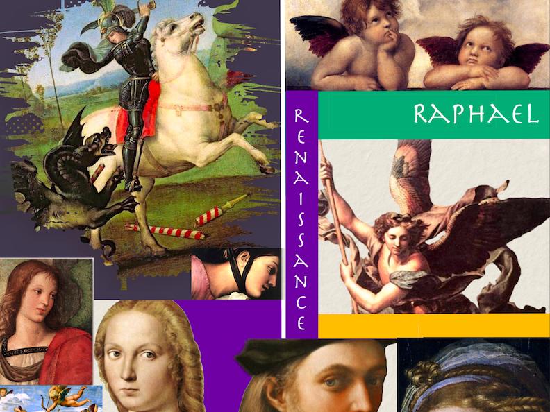 Raphael ~ High Renaissance Artist ~ Art History ~ 142 Slides ~ Renaissance Art