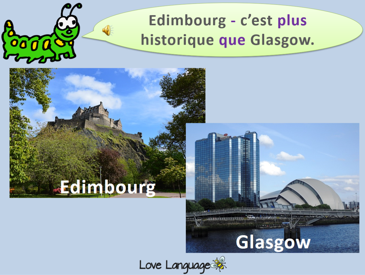 French Local Community - Local area descriptions - PowerPoints