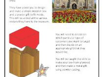 Product Design / Resistant Materials Key Stage 3 Scheme of Work - Gift in a Box, Booklet, SOW, PPT