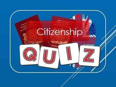 British Values: Citizenship Quiz