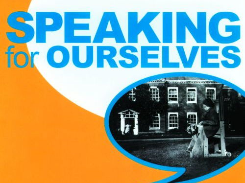 Speaking for Ourselves teaching guide