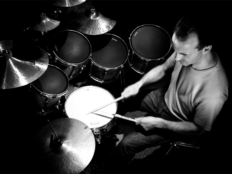 Dotted Note Rhythms for Drum Kit
