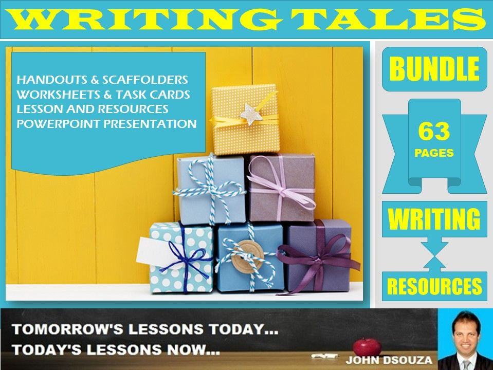 WRITING TALES BUNDLE