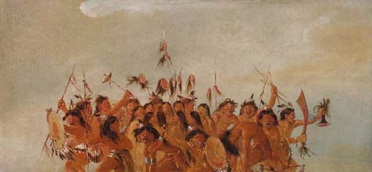 Sioux religious practices - similarities and differences with Christianity.