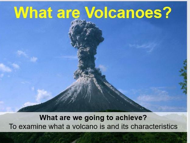 IGCSE/GCSE Geography - Hazardous Environments