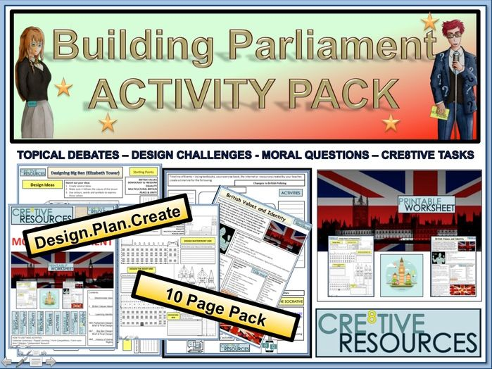 Creating Parliament and Big Ben