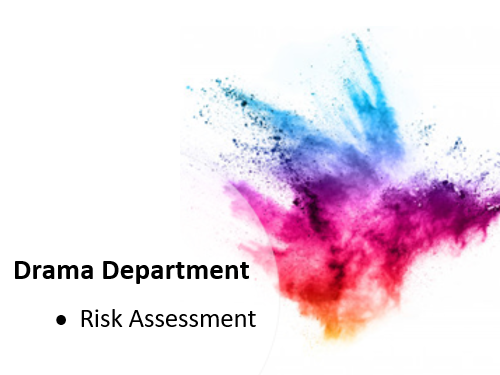 Drama Department Risk Assessment Template (Academic, Co-curricular)