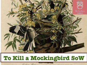 To Kill a Mockingbird SoW with PowerPoint.