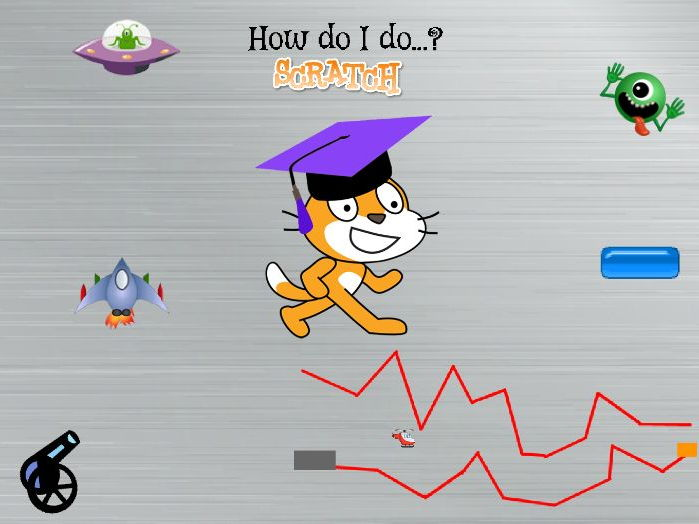 How do I do THAT in Scratch??! (Scratch, programming, KS3, computing, coding, scripts, fun)