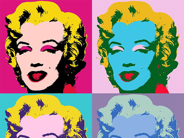 Pop Art project with SOW