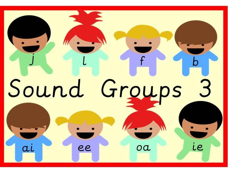 Sound Groups Bundle 3