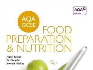 AQA Food prep Lesson PPT