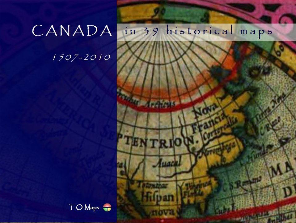 Historical e-Atlas Canada