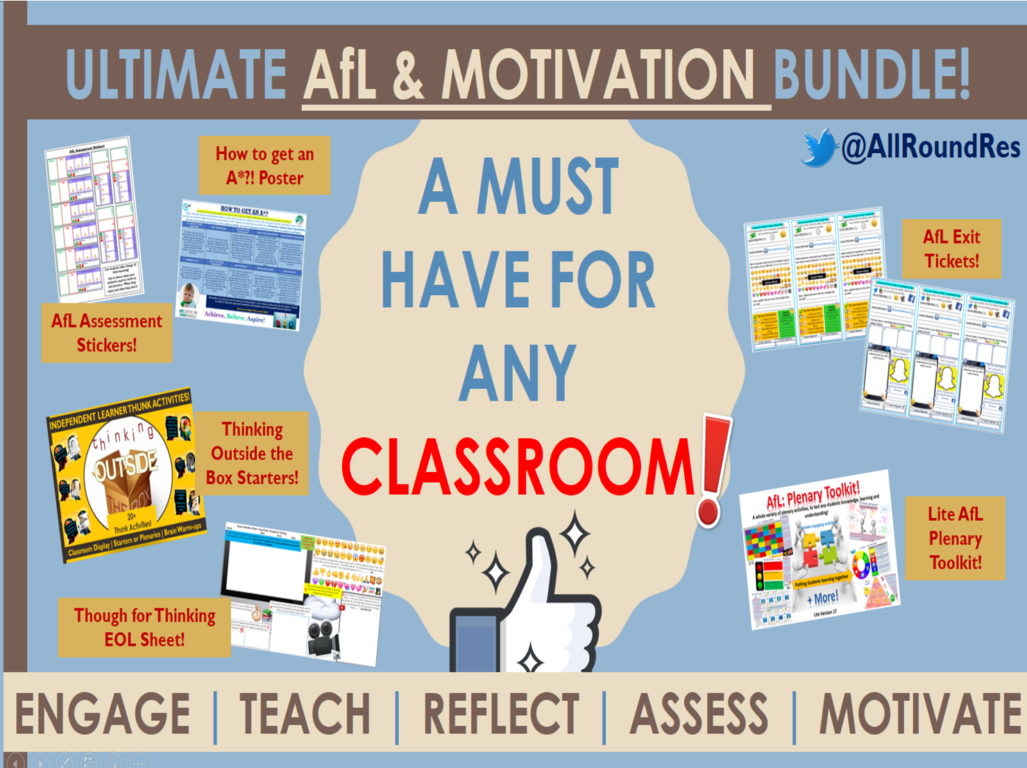 ULTIMATE CLASSROOM BUNDLE!