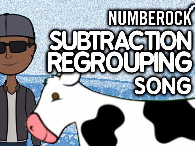 Subtraction with Borrowing: KS2 Maths Revision Song