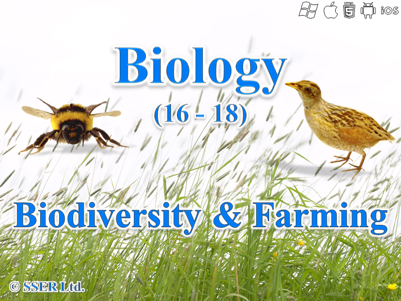 3.4.6 Biodiversity and Farming