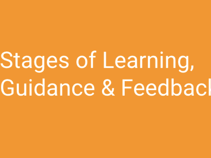 A-Level PE (OCR) Stages of learning, guidance & feedback (PowerPoint and Full Resources)