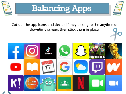 Balancing Apps: Managing Screen-time