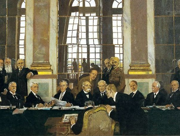 AQA:  Germany and the Treaty of Versailles