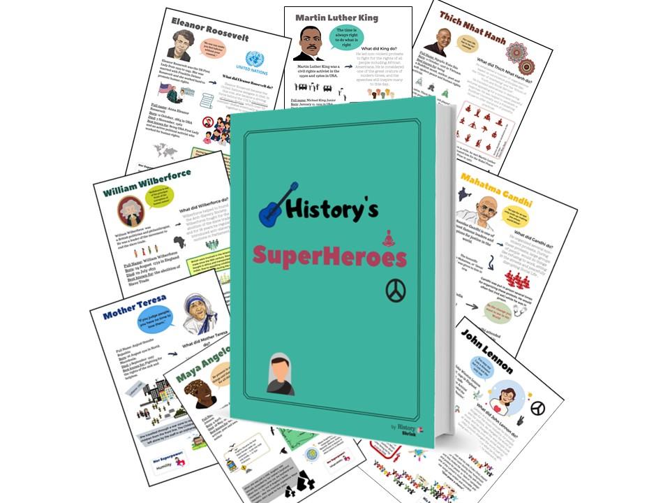 History's SuperHeroes
