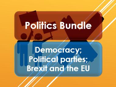Citizenship: Politics Bundle