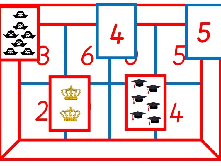 Dress Up Box Bingo (Bonds of 10)