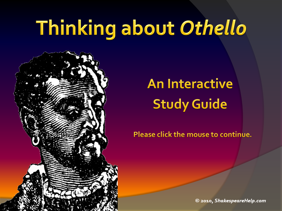 Othello PowerPoint Presentation