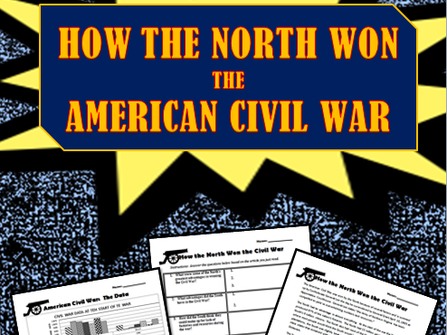 Civil War North Vs. South: How the North Won the American Civil War