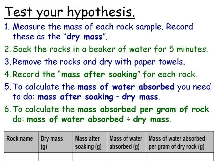 Rocks and their Uses Year 8 Lesson PowerPoint (KS3 8Ha) Rocks and the Earth Topic