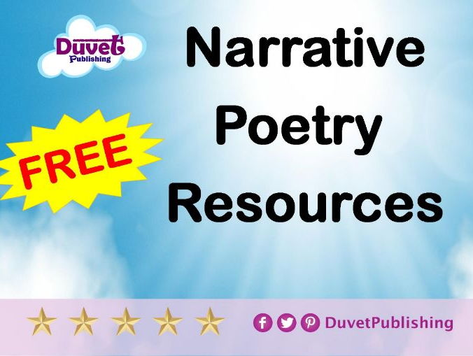 Narrative Poetry Resources