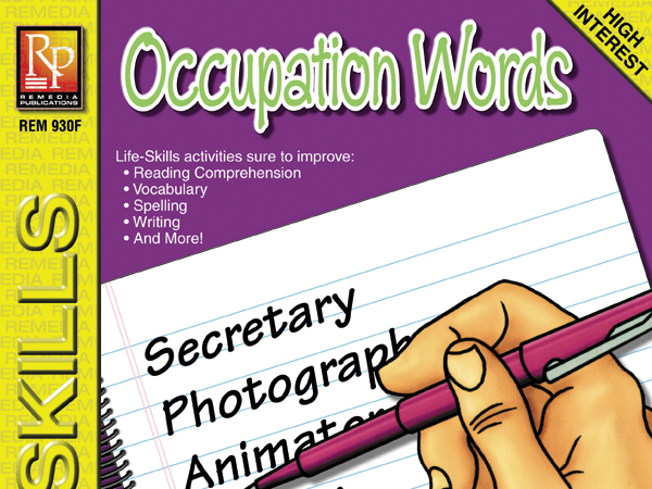 Occupation Words: Life-Skill Lessons