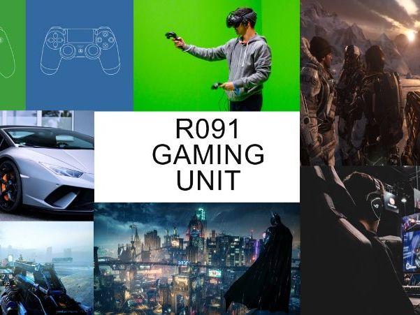 OCR Cambridge Nationals iMedia: FULL UNIT R091: Designing a game concept 2021-2023