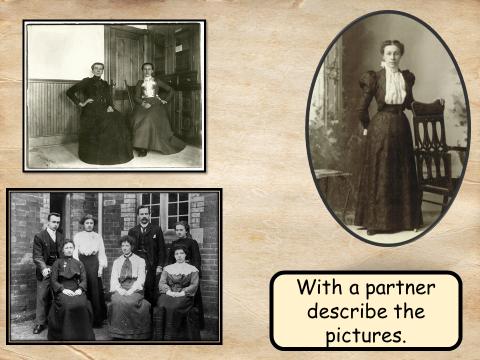 Victorian and Modern Teachers
