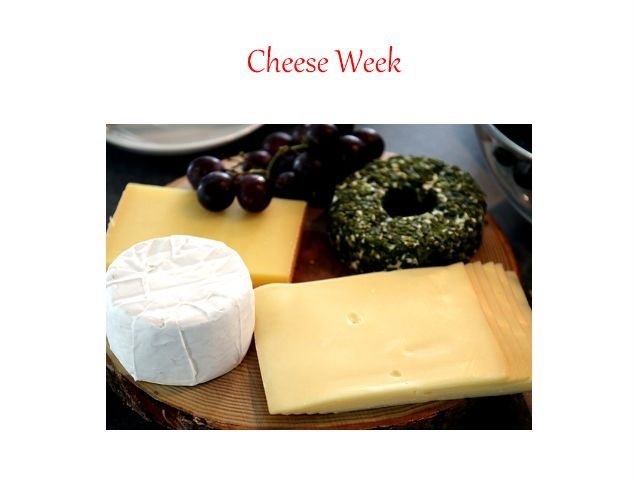 Cheese Week and British Food Fortnight - PowerPoint Presentations and 31 Different Activities To Try