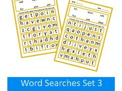 Large Print Wordsearch Puzzles with Sight Words, Autism , SEND, Dyslexia