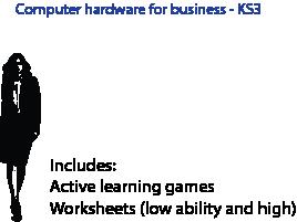 Computer hardware  - KS3
