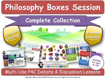 'The Value of Reading, Literacy and Literature' KS1-3 (P4C) Philosophy for Children - English