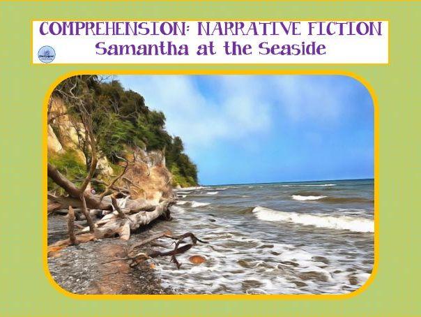 Comprehension Activity: Samantha at the Seaside