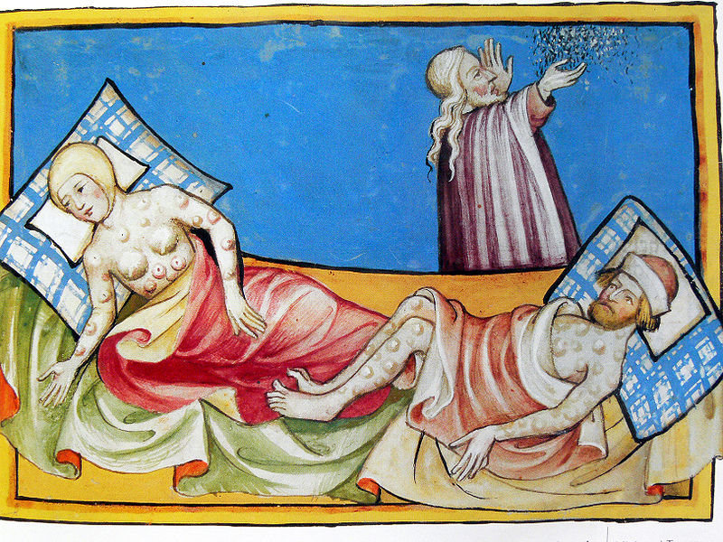 *Five Full Lessons* Medieval Life, The Church and the Black Death