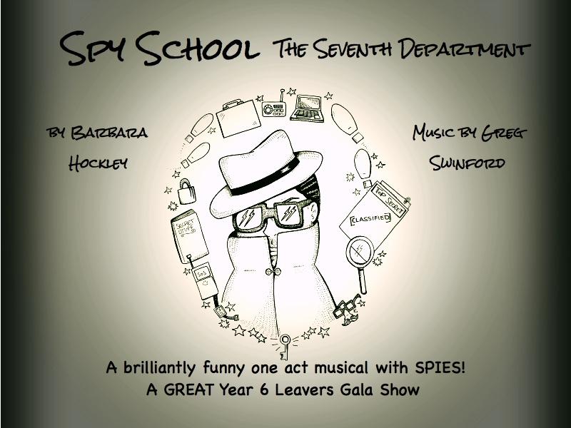Backing tracks for Spy School Musical