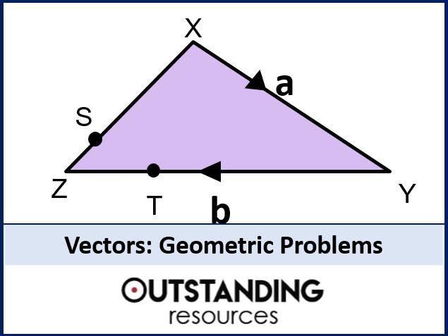Vectors 3 - Geometric Problems  (+ questions)