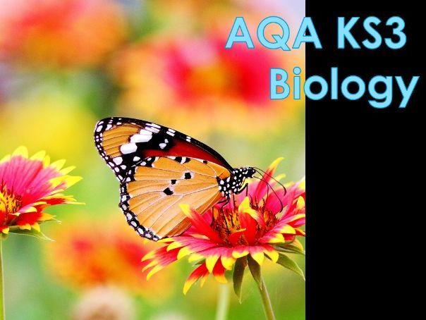 AQA KS3 Feeding relationships Lesson 1 Ecosystems and Habitat