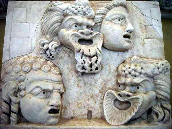 Knowledge organiser - Ancient Greece Drama