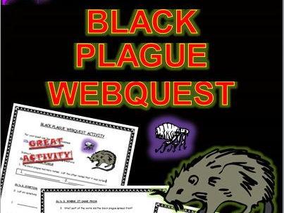 Black Plague Webquest